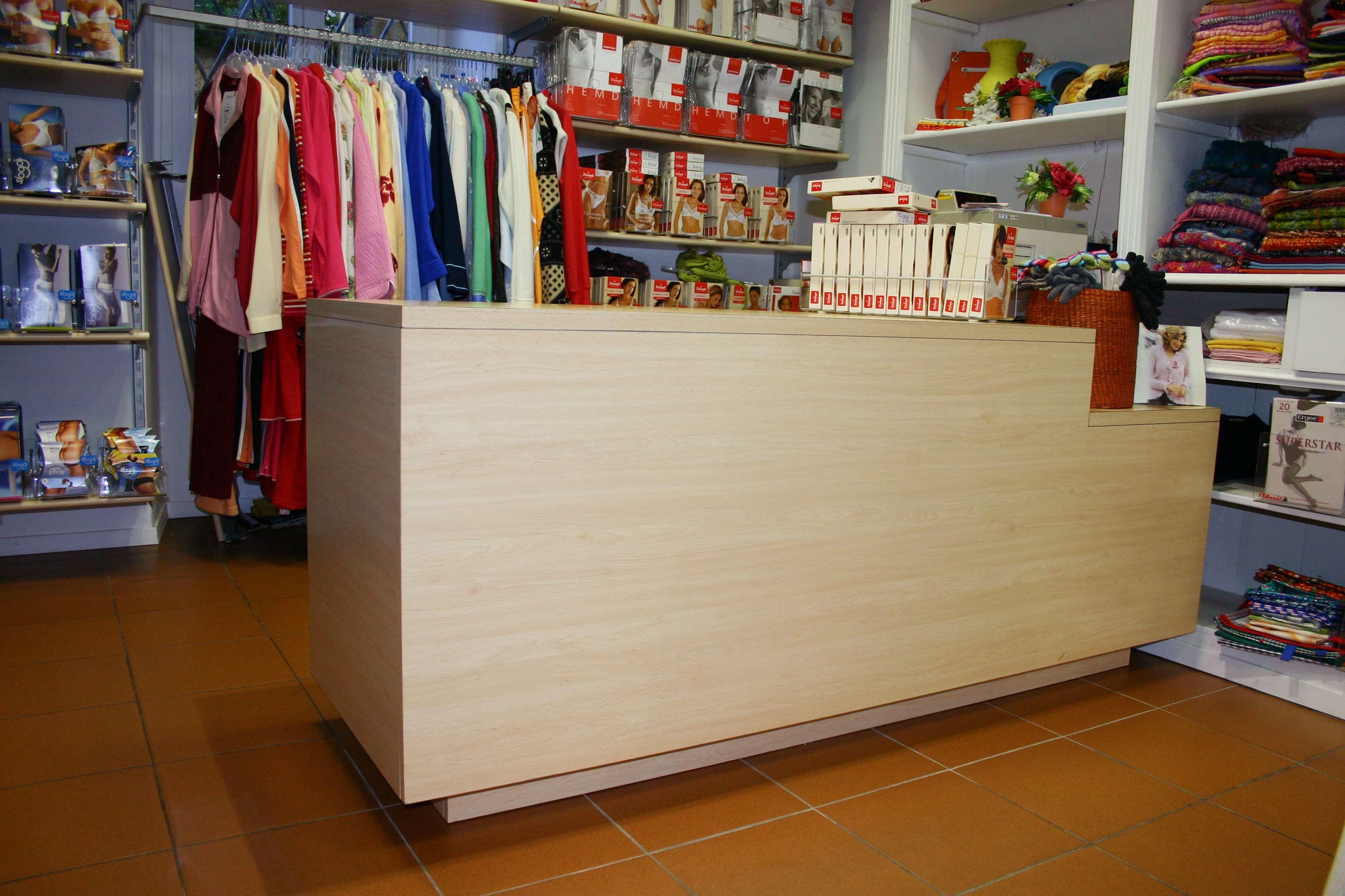 Alfapro la falegnameria bancone in legno