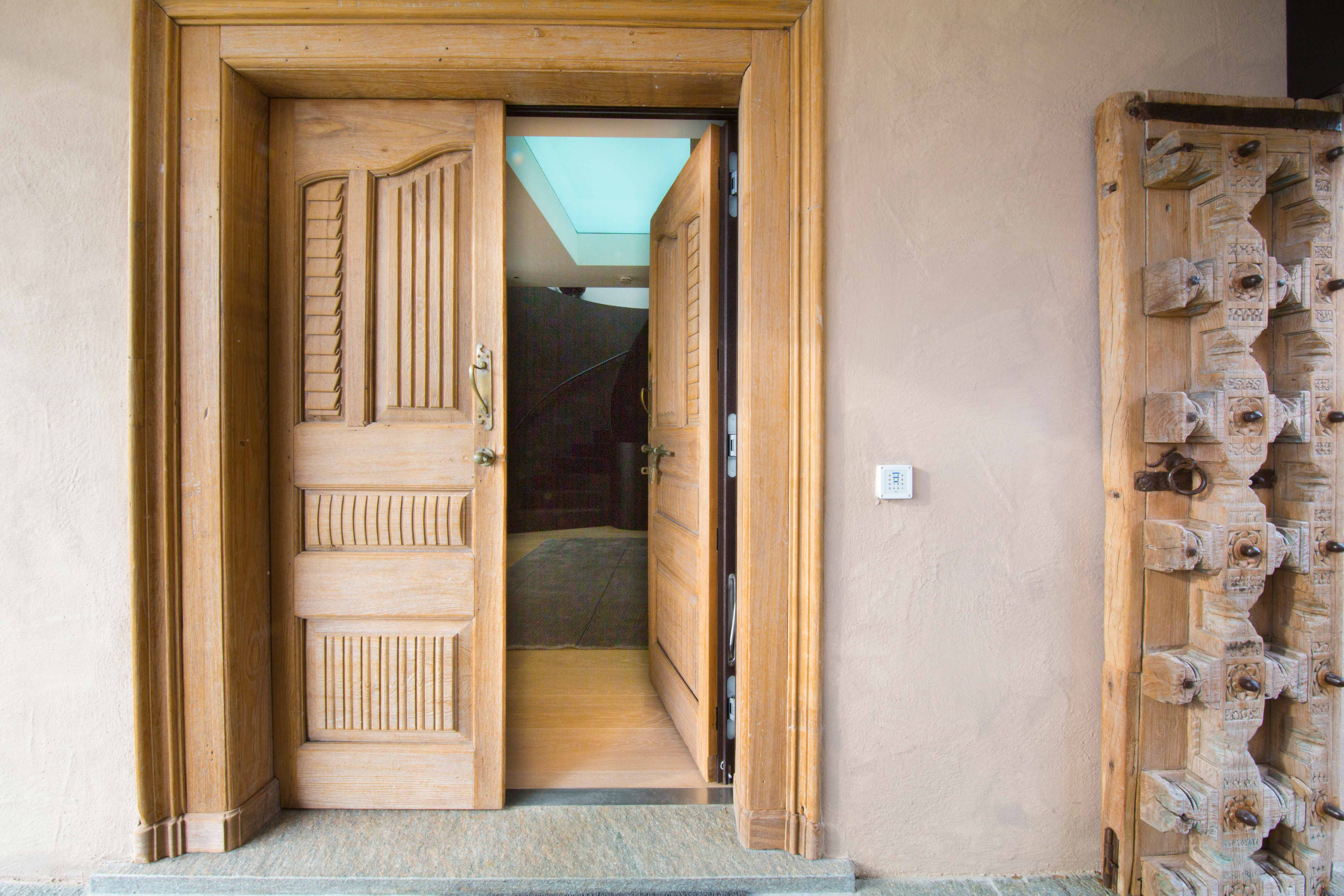 Alfapro la falegnameria restauro porta